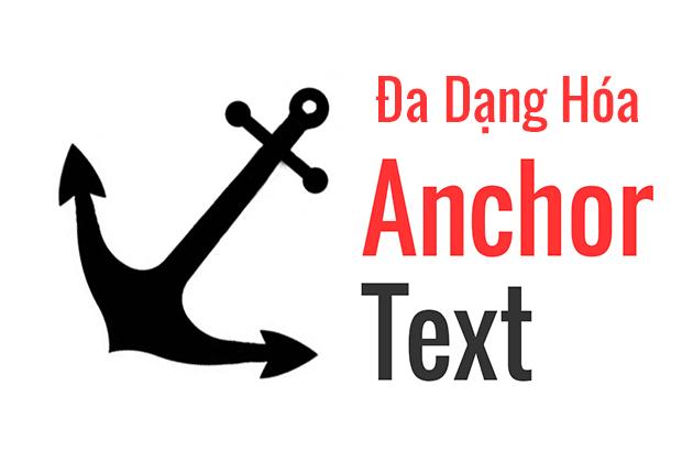 đa dạng anchor tex
