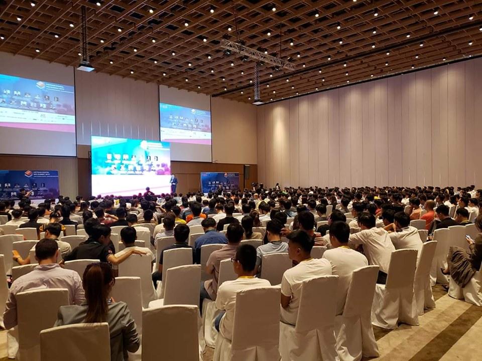 Sự kiện Viet Nam Digital Seo Summit 2019