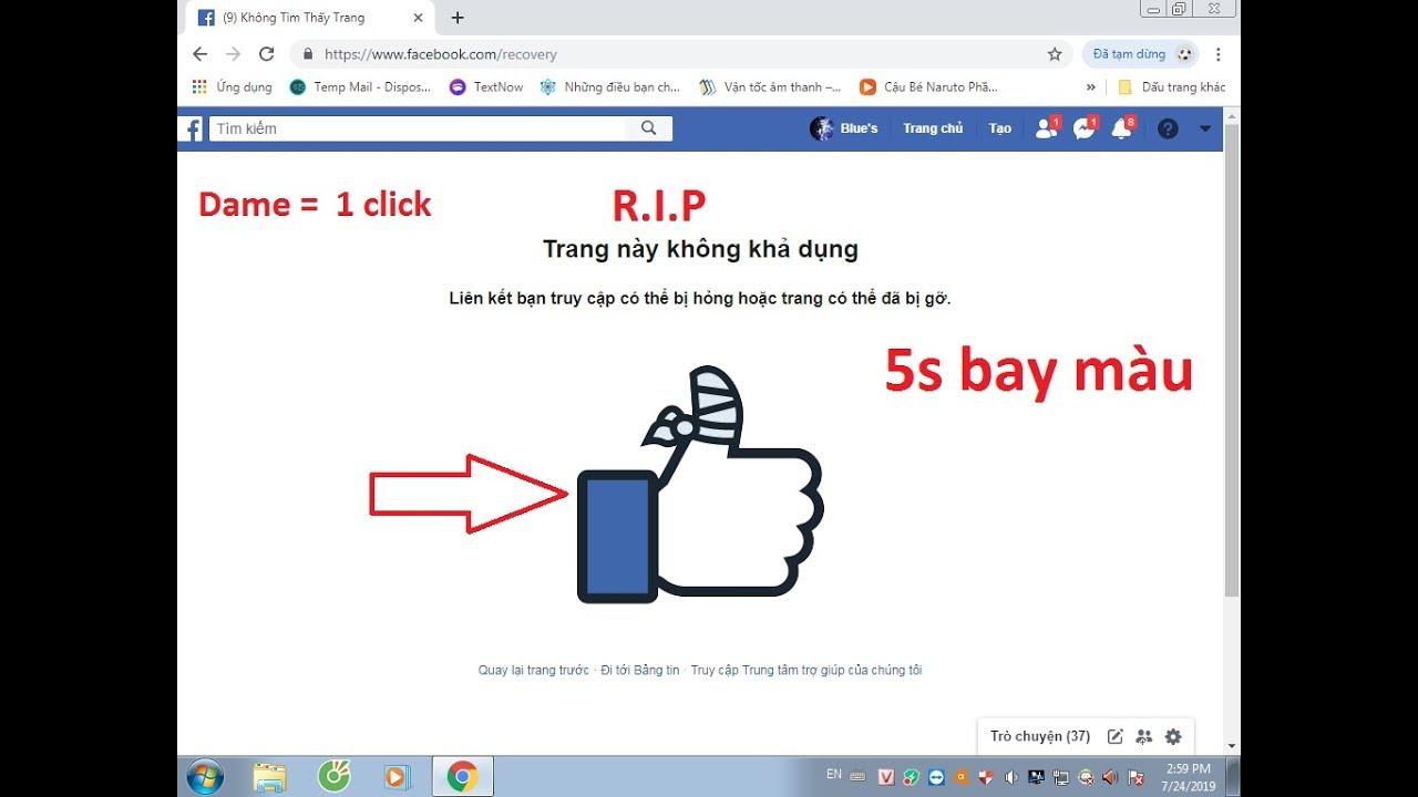 cách rip nick fb