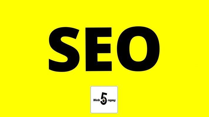 hướng dẫn seo web